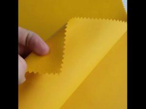 100% bahan polyester oxford PVC laminasi ransel kain
