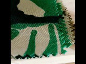 2018 panas 100% polyester fleece density terikat jersey jacket fabric