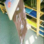 2018 desain baru kamuflase pola katun dicetak stretch CVC kain tahan air