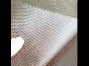 Pemasok cina 1680D polyester PU dilapisi kain oxford untuk ransel