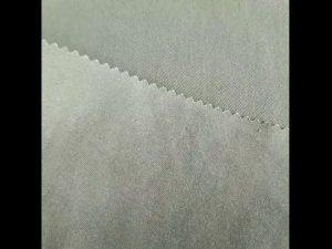 Tekstil nyaman dan kapas garmen kain katun garmen grosir