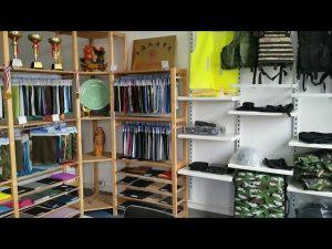 Kain katun polyester standar Eropa 6535 workwear