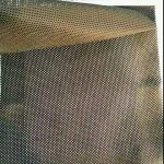 Kualitas tinggi 380gsm polyester warp merajut mesh kain untuk lapisan militer