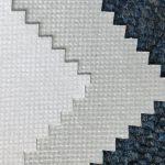 WF2 / O6SO5 SS + PE 75gsm Polypropylene non woven fabric + PE untuk kain pakaian pelindung sekali pakai untuk medis