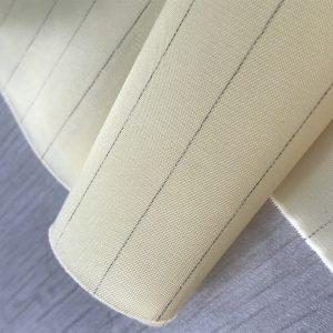 ZY20NA016 DTY 75D kain pakaian bedah anti-statis dengan lapisan PU memenuhi standar EN1149-1 untuk rumah sakit