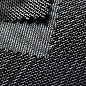 Cina pasar kain grosir Pertengahan timur pencelupan memutar balistik nilon 1680D tahan air oxford kain luar ruangan untuk tas