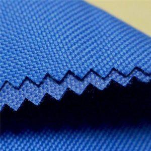 kualitas tinggi ketahanan air 600d oxford pu pvc dilapisi kain tenda