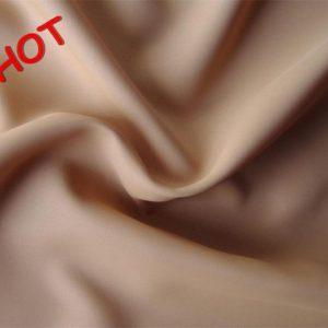 Silver-coated-190t-polyester-plaid-taffeta-fabric