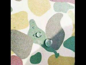 Tahan air 1000D nylon cordura Australia camo dicetak kain