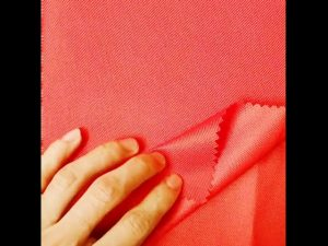 pasar kain cina grosir 100% polyester oxford pu kain untuk tenda ransel