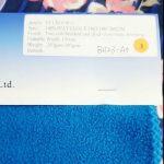 pabrik china 100% polyester bulu anti-statis kain jaket musim dingin