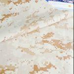 pola kamuflase berkualitas baik 100% kain nilon militer menggunakan keselamatan